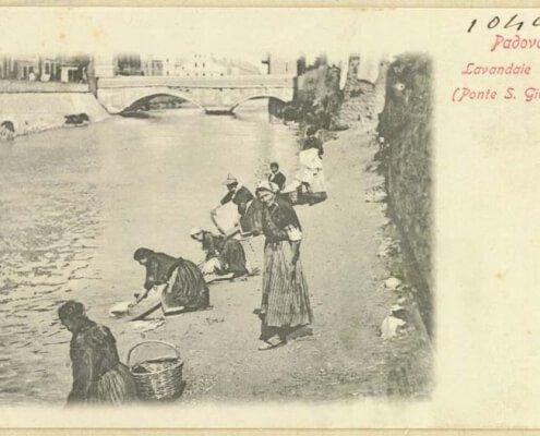 Lavandaie a ponte San Giovanni